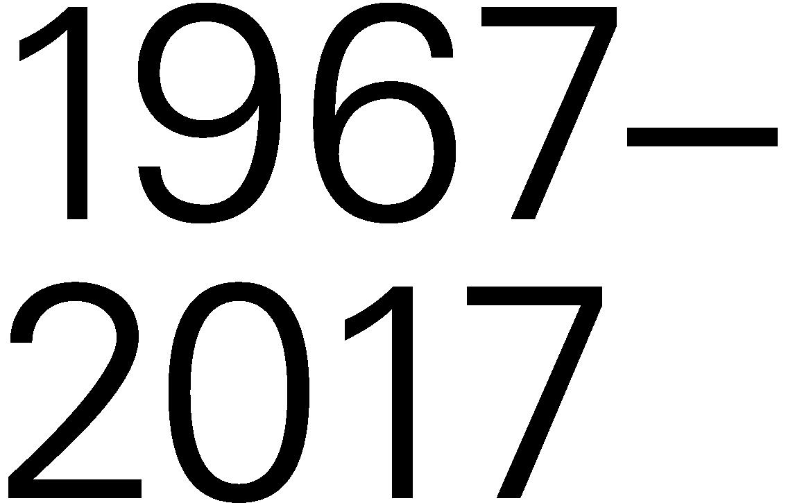 1967–2017